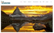 ARCFIRE's website
